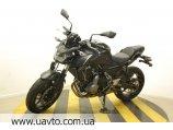 Мотоцикл Kawasaki Z650