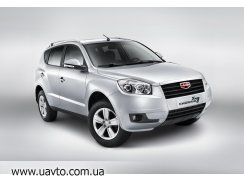 Geely Emgrand �7