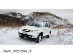Chevrolet  Niva Большой асортимент зч