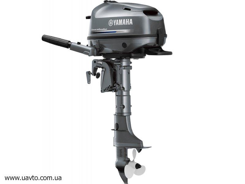 Лодочный двигатель Yamaha F4BMHS