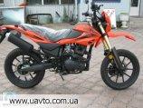 Мотоцикл Loncin JL200GY-2C Мотард