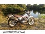 Мотоцикл Suzuki RV-125 (VanVan)