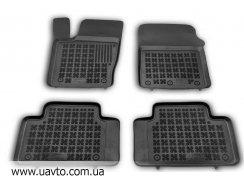 Комплект ковриков автомобильных Rezaw-Plast  203105 чёрные (4 шт.)