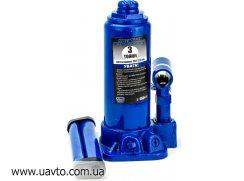 Домкрат гидравлический Vitol  Iron Hand ДБ-03006 бутылочный, 3т