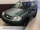 Chevrolet Niva (LE)