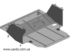 Защита двигателя Кольчуга  Great Wall Haval M2 2012- (2.0467.00)