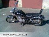 Мотоцикл Ракета Круиз 2