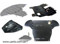 Защита двигателя  Audi 100 С4
