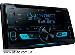 Автомагнитола Kenwood  DPX-3000U CD