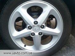 Диски   Оригинальные диски на Hyundai Sanata NF
