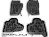 Комплект ковриков автомобильных Rezaw-Plast