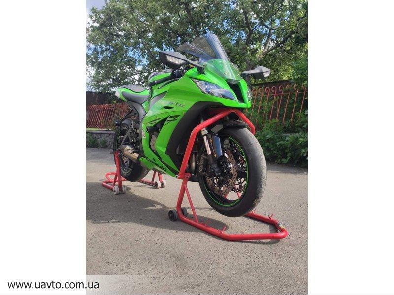Мотоцикл Kawasaki ZX-10R Ninja ABS Full Tuning