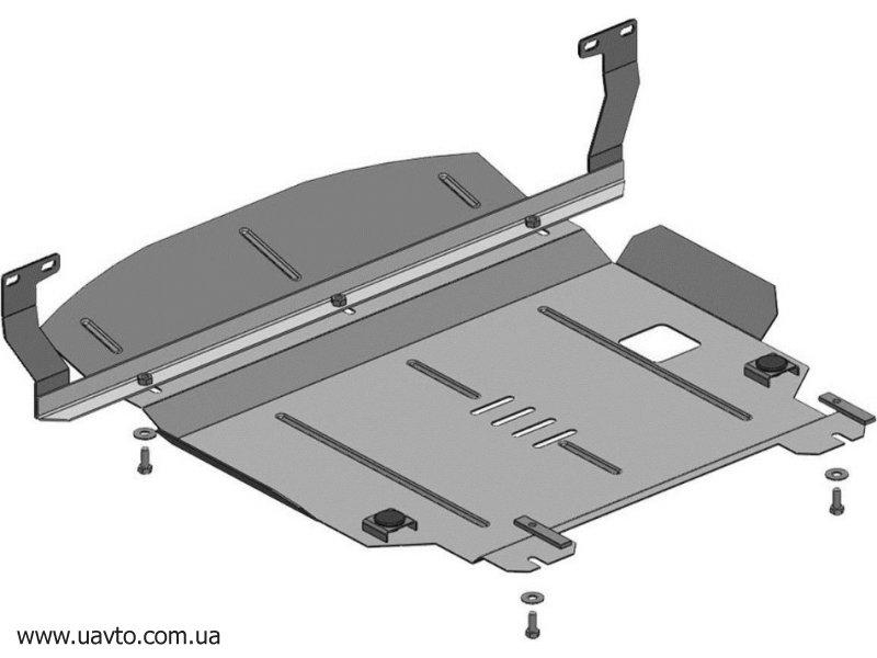 Защита двигателя Кольчуга  Ford Fiesta VI 2001-2008 (1.0290.00)
