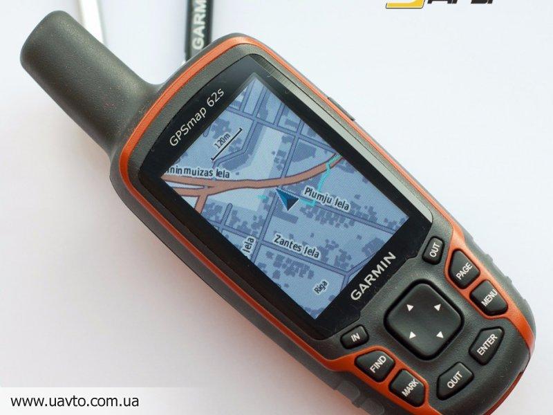 купить gps навигатор для рыбалки gps-навигатор garmin gpsmap 62s