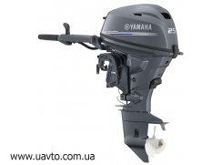 Лодочный двигатель Yamaha F25GMHL