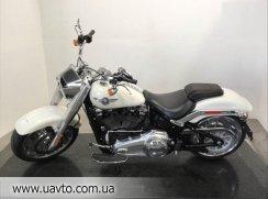 Мотоцикл HARLEY-DAVIDSON  FAT BOY 114