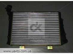 Радиатор охлаждения  для део ланос с кондиц