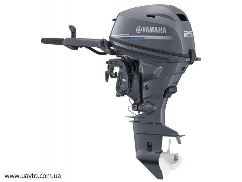 Лодочный двигатель Yamaha F25GWHL
