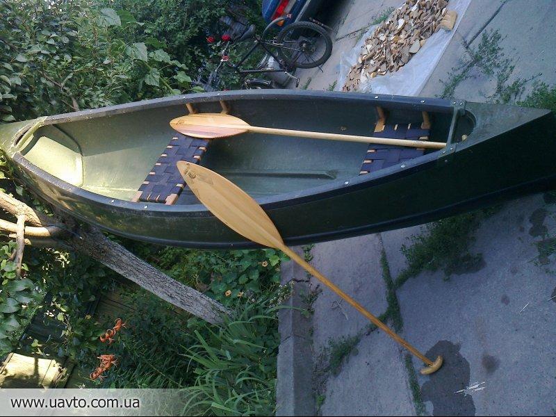 как выглядит лодка каноэ