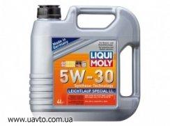 Масло моторное SAE 5W-30 Liqui Moly Leichtlauf Special AA
