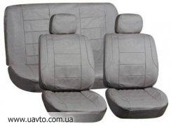 Комплект универсальных чехлов Vitol  AG-245354 (серый)