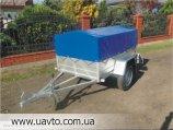 Прицеп Agados EURO A-750