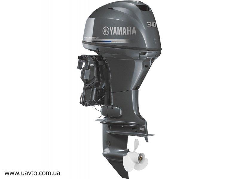 Лодочный двигатель Yamaha F30BETS