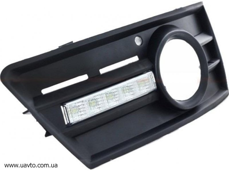 Дневные ходовые огни RS  DRL VW PASSAT CC 2010+ LED (2 шт.)