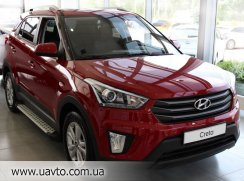 Hyundai Creta 1.6 Active+ AT