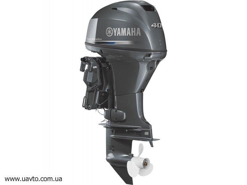 Лодочный двигатель Yamaha F40FETS