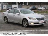 Lexus LS600