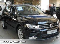 Volkswagen New Tiguan Trendline