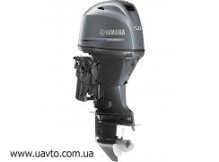 Лодочный двигатель Yamaha F50HETL