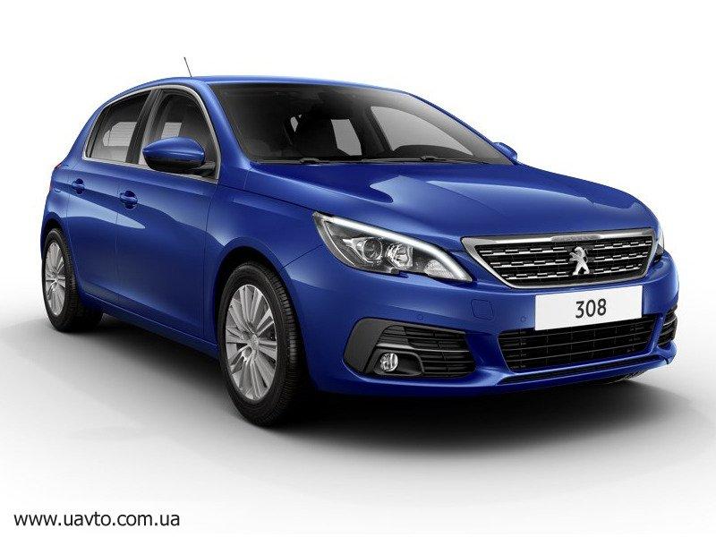 Peugeot 308 Allure 1.6 BlueHDI