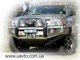 Toyota Hilux Передний бампер