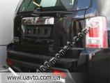 Honda Pilot 2008 d 60 Защита заднего бампера