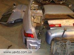 Кузовные детали на Toyota Auris