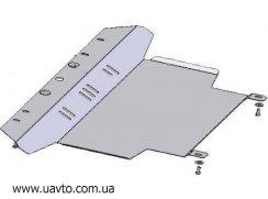 Защита двигателя Кольчуга  Fiat Linea Classic 2007- (1.0191.00)