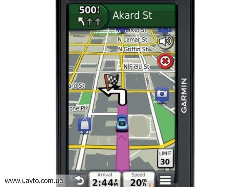 GPS навигатор  GARMIN Nuvi 2595 LMT
