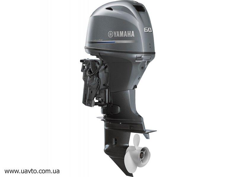 Лодочный двигатель Yamaha FT60GETL