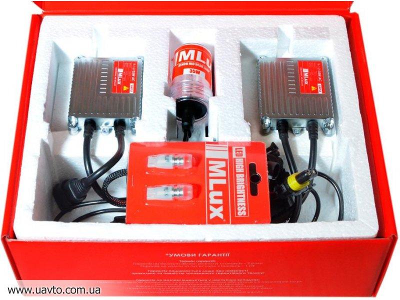 Комплект ксенонового света MLUX  SIMPLE HB3 (9005) 6000°К (35 Вт)