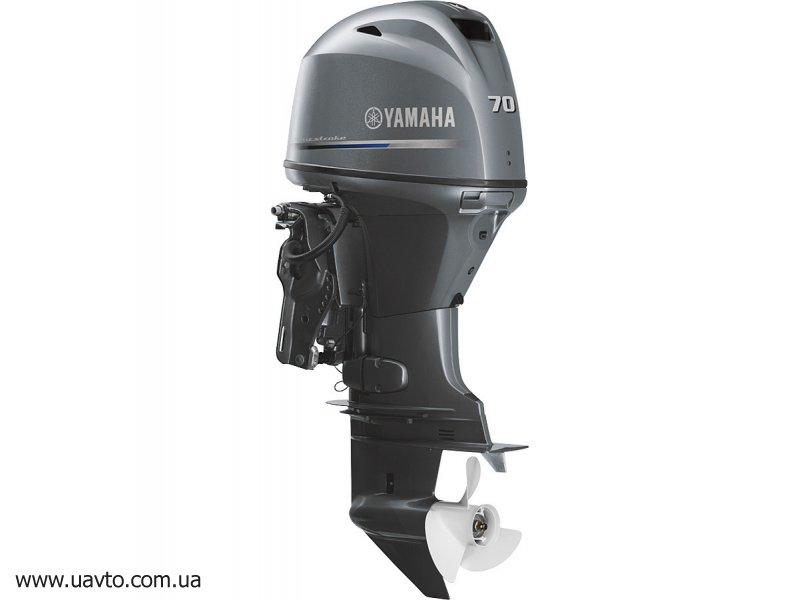 Лодочный двигатель Yamaha F70AETL