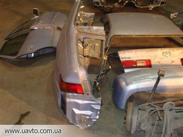 Кузовные детали на Toyota Celica