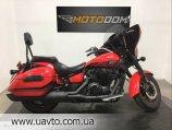 Мотоцикл Yamaha XVS 1300 TOURER