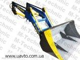 Погрузчик КУН Фронтальний навантажуач M-Technic1600 (быстросъемный погрузч