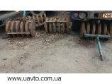 Сеялка СЗП 01.000 прикатка катки прикатывающие для СЗ