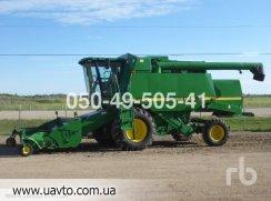 ������� John Deere 9500