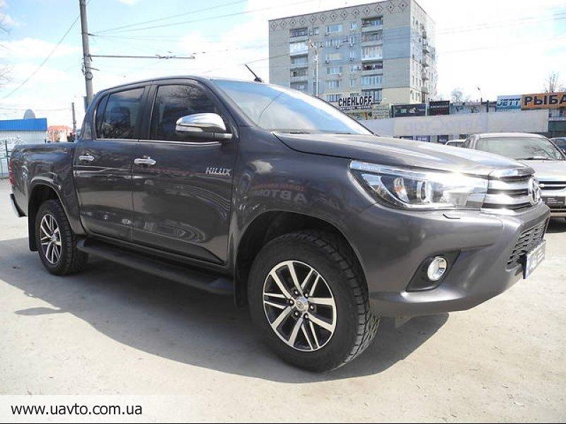 Toyota Hilux Pick-up