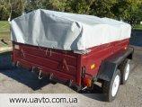 Прицеп Завод прицепов Лев прицеп Лев-210 двухосный по хорошим ценам