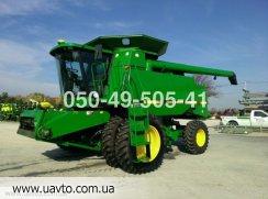 ������� John Deere 9600